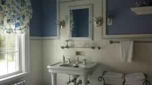 morning glory bathroom